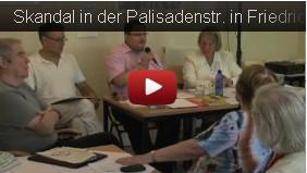 Heinrichplatz.tv Report zur Palisadenstraße